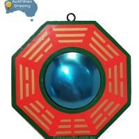 BaGua Mirror House Protection Feng Shui Enhancer