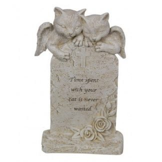 angel cat memorial wording x500