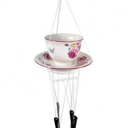 wind chime tea cup