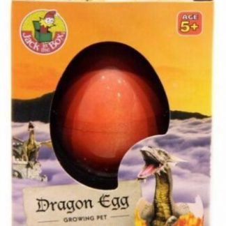 2 x Dragon Egg Grow Your Own Pet Fun Children's Toy
