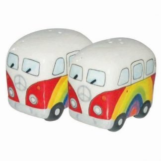 salt and pepper rainbow kombi van