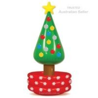 Inflatable Christmas Tree Cooler 4ft tall