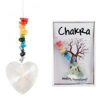 SUNCATCHER CHAKRA HEART