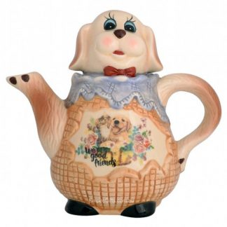 Teapot Dog Collectable teapot ceramic