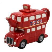 Teapot London Bus Collectable