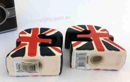 Salt and Pepper Shaker Set English Pound ENGLAND