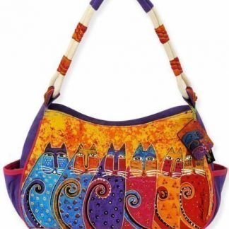 Designer Handbag Feline Tribe Cat Lovers Gift-1