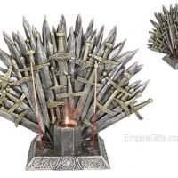 Game Of Thrones Sword Throne Incense / Candle Holder