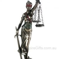 Lady Of Justice Statue Figurine