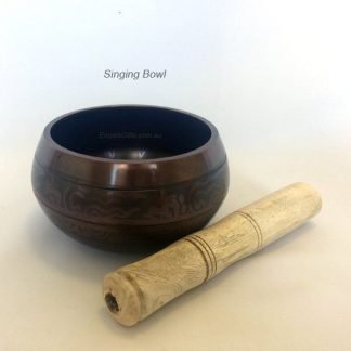 Yoga Singing Tibetan Chakra Meditation Singing Bowl AU