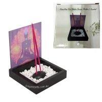 Zen Chakra Incense Holder