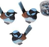 24pc Miniature Fairy Wren Fairy Figurine Garden Statue Cake Decoration