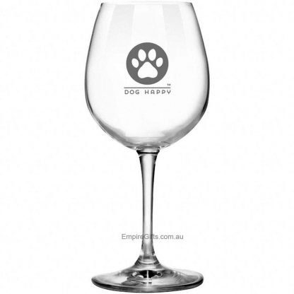 Wine Glass - Not Drinking Alone If The Dog Is Home-2