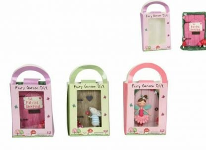 11cm Fairy Garden Door in Gift Bag SET of 3