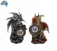 1pc Dragon Statue with Light Up Shield (A) G.O.T
