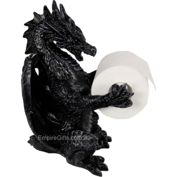 Game Of Thrones Dragon Toilet Roll Holder