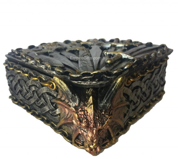 Game of Thrones Dragon Sword Jewelry Box