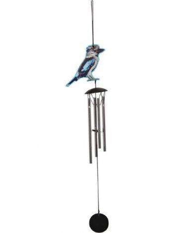 Kookaburra wind chime single