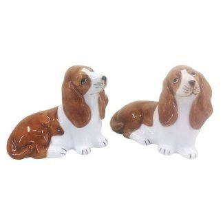 KING CHARLES Dog salt and Pepper Set