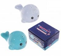 Whale Narwhal Salt and Pepper Shakers Collectables