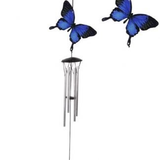 1pc Butterfly Blue Ulysses Metal Hanging Mobile