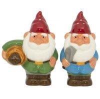 2pc Gnome Salt & Pepper Shaker Set