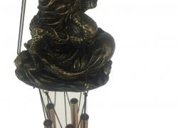 Dragon Wind Chime Feng Shui Enhancer