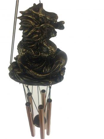 Dragon Wind Chime Feng Shui Enhancer