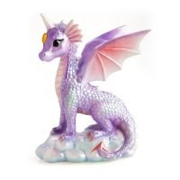 Unicorn Dragon Statue Figurine Mythical