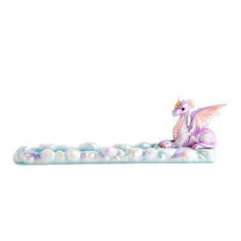 Unicorn Dragon Incense Burner Holder Mythical