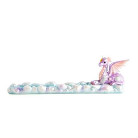 Unicorn Dragon Incense Burner Holder Mythical