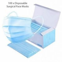 Disposable Face Mouth Mask 100pcs
