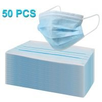 50pk Disposable Surgical Face Masks