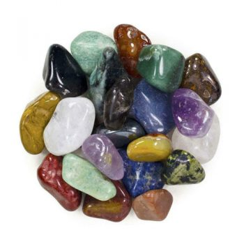 5pc Health Healing Stones in Gift Pack Reiki Meditation