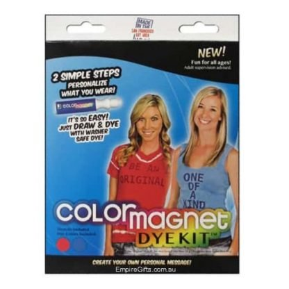 Colour Magnet Dye Kits