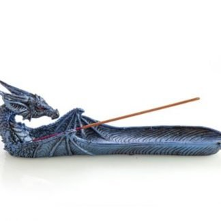 Ice Dragon Wings Stick Incense Burner