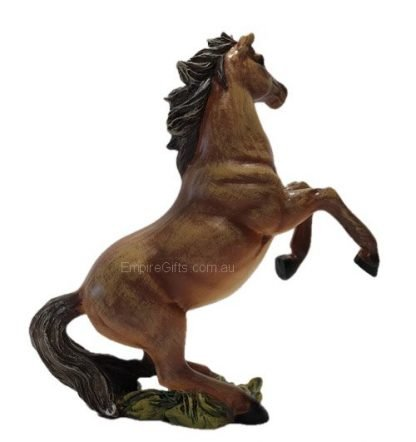 1pc Horse Statue Home Decor Horse Figurine 2 Designs Collectable