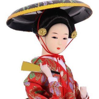 1pc Japanese Traditional Kimono Doll Geisha Figurine Collectable