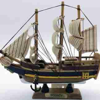 Ship The Bounty wood model