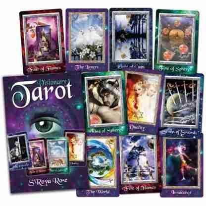 Visionary tarot cards