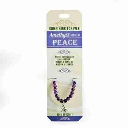 Gemstone Bead Bracelet Something Forever Wishstone Collection
