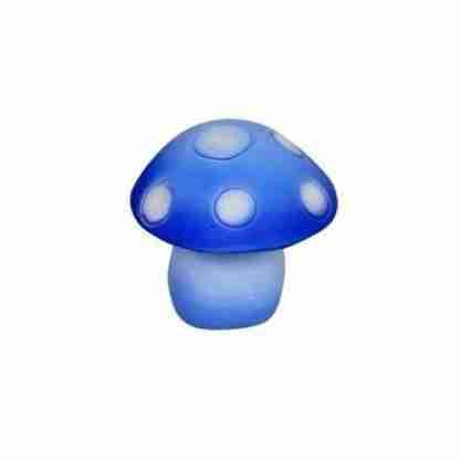 4pc mushroom statue set