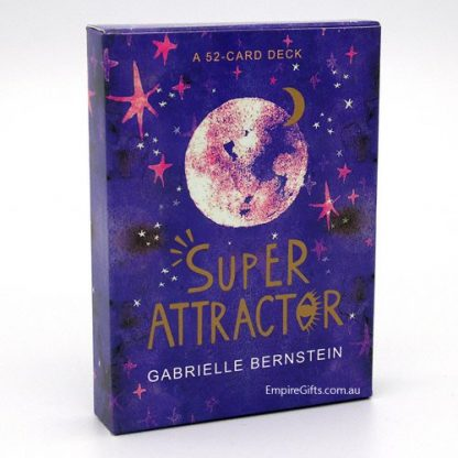 Super Attractor: A 52-Card Deck Oracle Cards