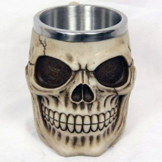 3D Skull Bones Mug Gothic Mug Collectable