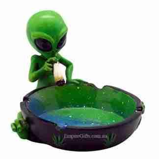 Alien Ashtray Ceramic Smoking Ashtray Bar Accessory