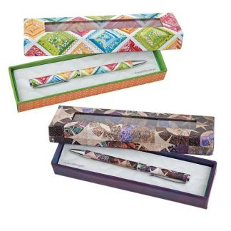 patchwork pen set