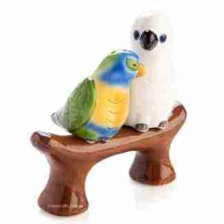 2pc Australian Birds Salt & Pepper Shaker Set Collectables