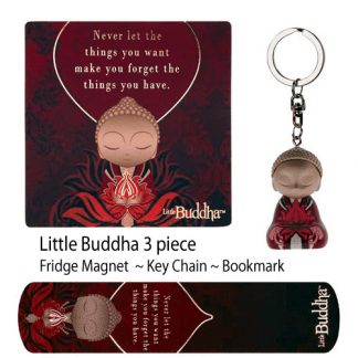Little Buddha Figurine collection set Things you want