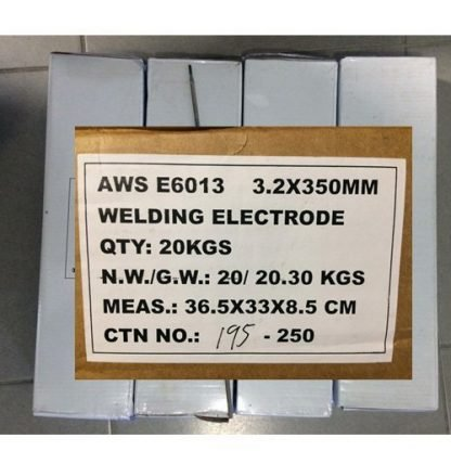 welding rods 3-2mm x 4pa